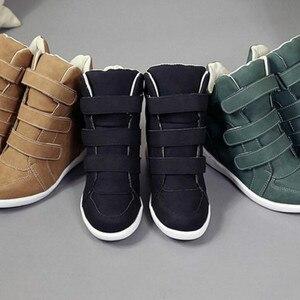 Fashion Flat High Heels Wedges