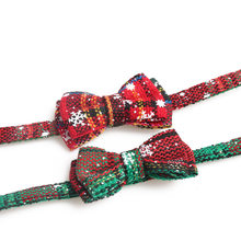 Christmas-Pet Collar Cat Collars Snowflake Collar with Bells Release Buckle-Cross-Border Hot Selling(China)
