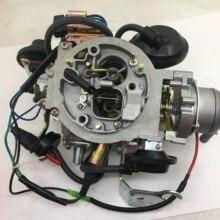 Carburador carby carburador carb de sherryberg marca novo oem carburador para vw golf mk2 pierburg 2e2 carburador para volkswagen audi 80