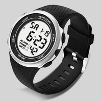 SANDA Digitale Uhren Wasserdichte Outdoor herren Sport Uhr Elektronische Armbanduhr Wecker Schock Männliche Uhr 2020 часы мужские