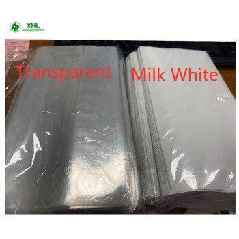 Shrink-Wrap Tumbler Shrink-Film-Sleeve Blanks Sublimation Transparent for Skinny Business-Card