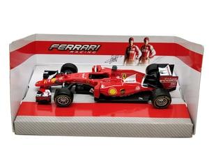 Image 4 - BBurago 1:43 F1 SF90 2019 SF14T 2014 Nr7 Kimi Raikkonen 2015 SF15T Nr5 Sebastian Vettel F2012 #6 Felipe Massa Diecast Model Car
