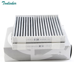 Image 2 - Cabin Filter For Bmw X3 2011 2013 F25 20dx 20ix 28ix 30dx 35ix High Quality Activated carbon cabin Filter Car accessories 1 Pcs