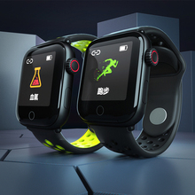 Smart Watch IP68 Waterproof Fitness Bracelet GPS Tracker Monitoring Positioning Phone