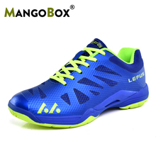 Men's Women's Badminton Shoes Breathable Cushion Court Professional Sport Shoes Tennis Volleyball Training Couple Sneakers Kids