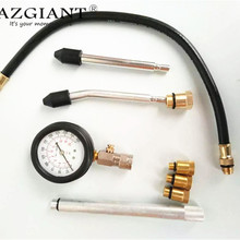 Автомобильная головка цилиндра, искусственное соединение, манометр цилиндра, фитинг давления цилиндра