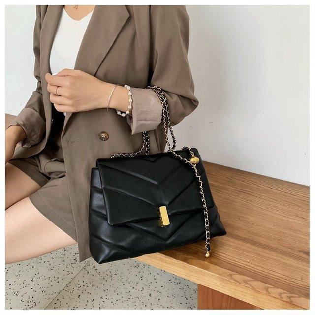 большая вместительная женская сумка 2020 новая модная через фотография