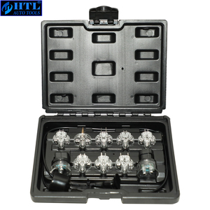 Image 1 - ELECTRONIC FUEL INJECTION INJECTOR TEST NOID LIGHT SET AUTO TOOL