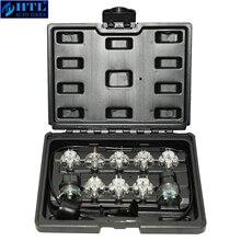 Elektronik yakıt enjeksiyon enjektör TEST NOID işık SET oto aracı