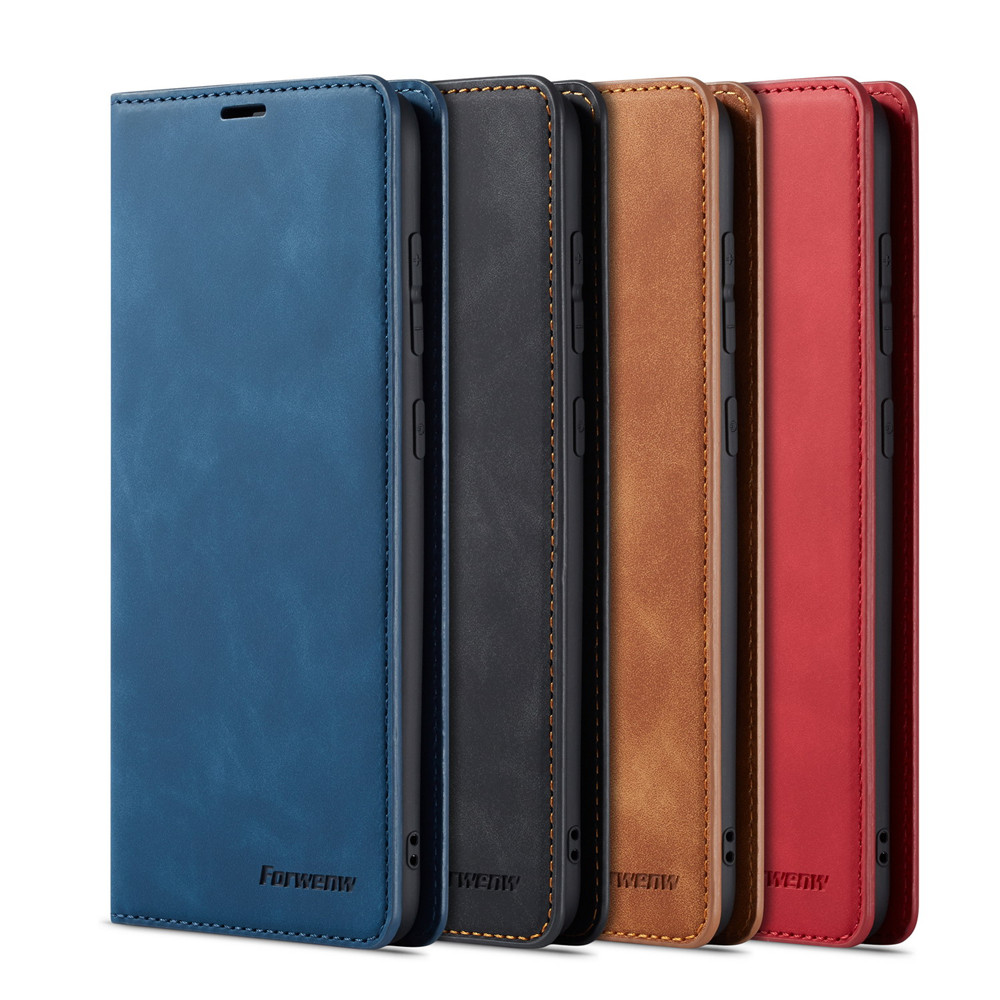 Case for Samsung Galaxy A50 A70 A30 A40 A 30 50 70 40 Flip Leather Coque Book Cover Luxury Business Magnetic Wallet Holder Cases in Flip Cases from Cellphones Telecommunications