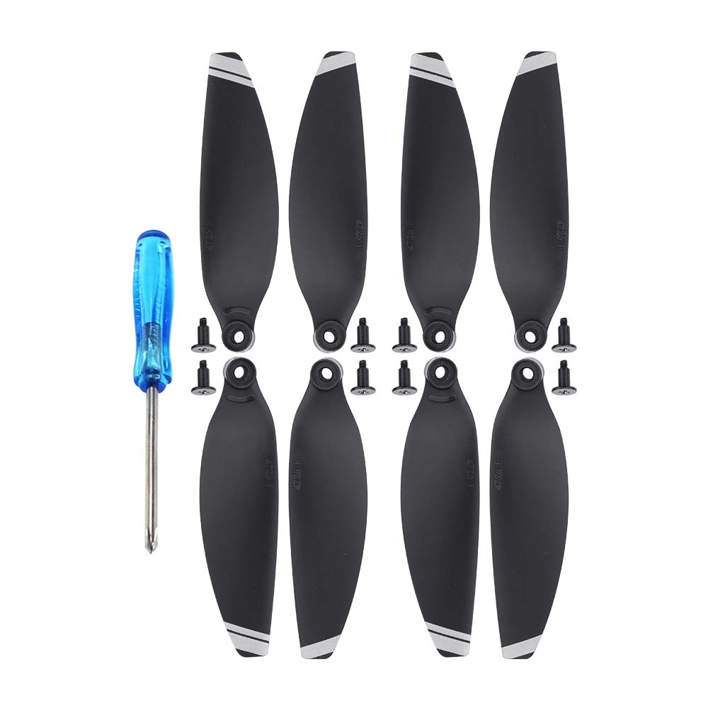 4/8pcs Propeller For DJI MAVIC MINI Drone 4726 Blade Screw Wing Airscrew Replacement Props Fan Wing Spare Parts Accessories