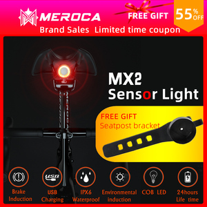 MEROCA MX2 Bicycle taillights