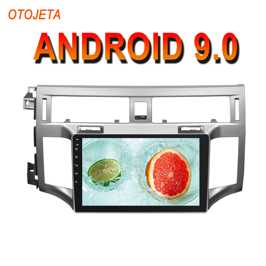 OTOJETA Android 9.0 2.5D lecteur d'autoradio écran pour TOYOTA AVALON 2006-2011 bluetooth multimédia stéréo GPS Navi magnétophone
