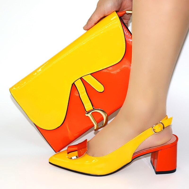 8109黄色上脚