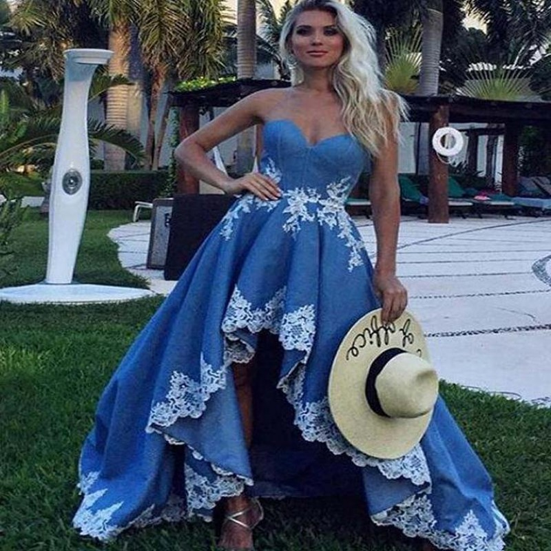 Robe De Soiree Vestidos De Festa Longo Noche Evening Formal Dress Gown Long 2019 Short Prom Cocktail Dresses