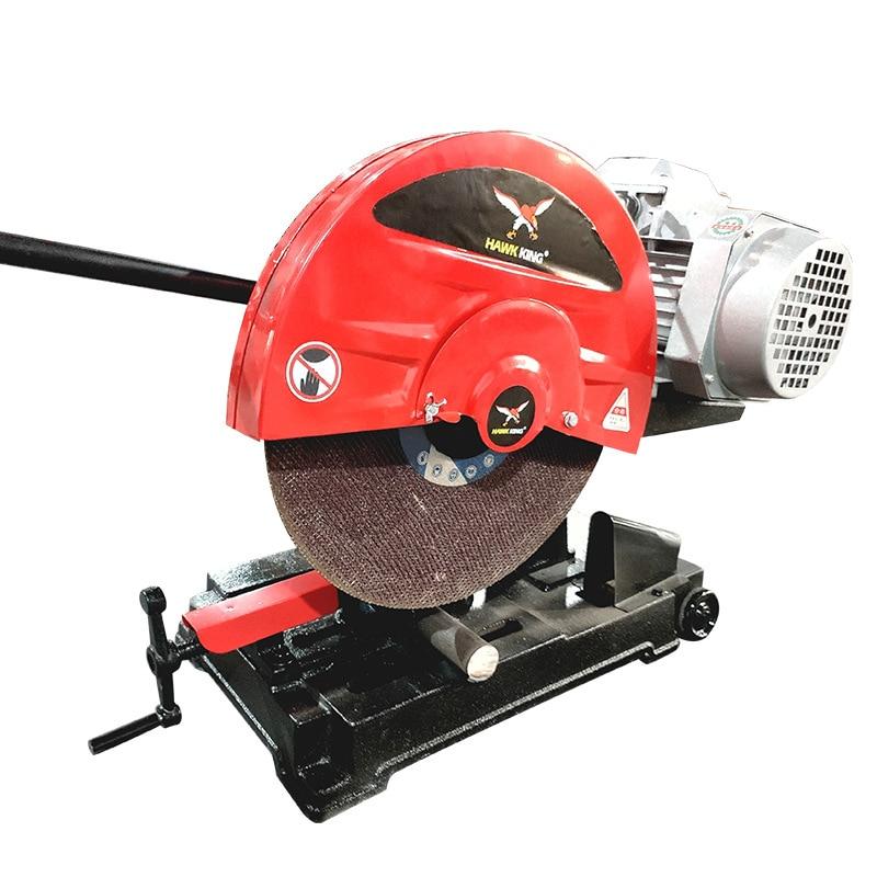 LIVTER brand400 steel profile cutting machine channel steel cutting power tool cut off heavy metal cutting machine