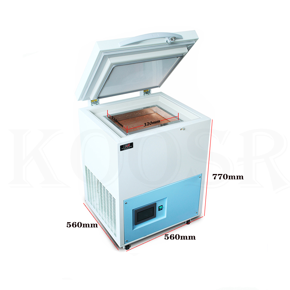 Frozen Separating Machine For Phone LCD Touch Screen Separating 2