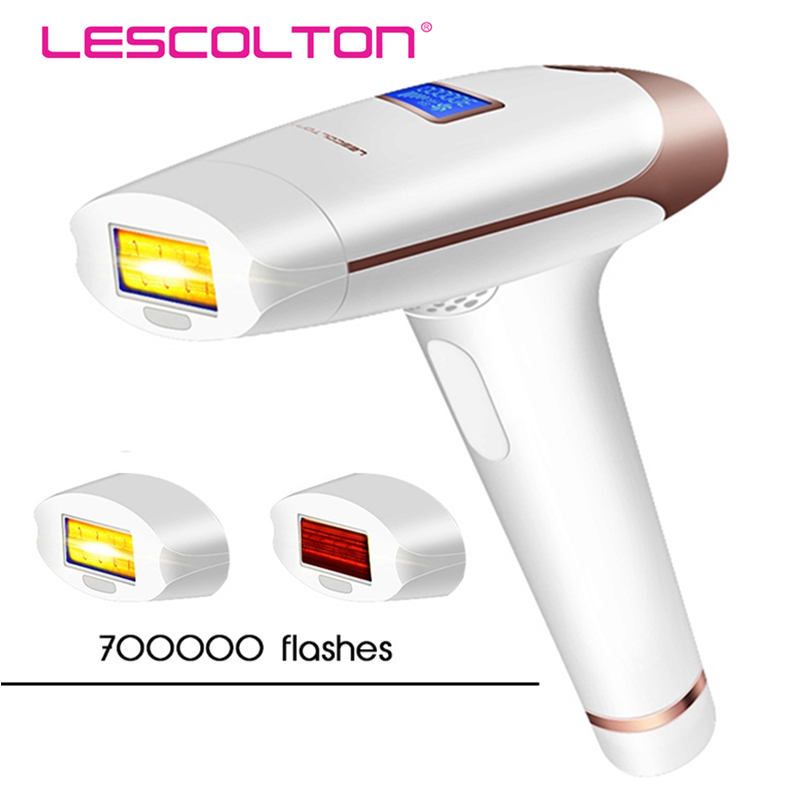 IPL Permanent Epilator Painless Laser Hair Remover Home Pulse Light Hair Removal Device Photoepilator Facial Armpit Limbs Bikini