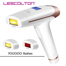 IPL Permanent Epilator Painless Laser Hair Remover Home Pulse light Hai