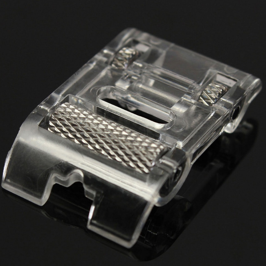 Low Sewing Machine Shank Roller Presser Foot For Snap Singer Brother Janome 722