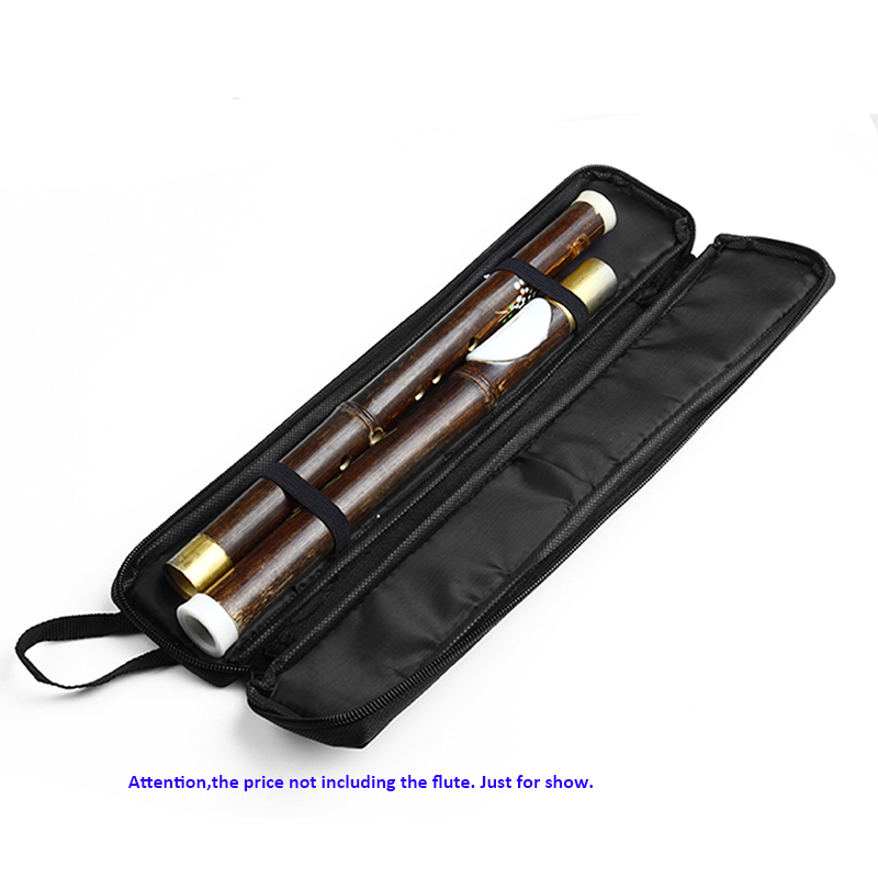 Only For 2-section Flute Bag/Case For Flute Protection PU Bag Anti-wrestling Cloth Flute Accessory And Parts Easy To Carry