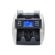 Money detector With front LCD screen display new style Support multiple currencies