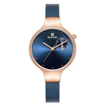 Fashion Women Watches Top Brand Luxury Simple Female Quartz Wrist Watch Ladies Waterproof Rose Gold Waterproof Clock Rhinestone guou womens watches waterproof fashion dress ladies wrist watch simple date dial clock rose gold watch female pink black purple