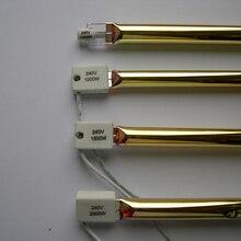 Галогенная лампа 1000 Вт электрическая духовка части Инфракрасная тепловая лампа для еды