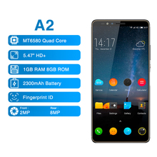 Elephone A2 5.47 Inch 18:9 Full Screen Mobile Phone Android