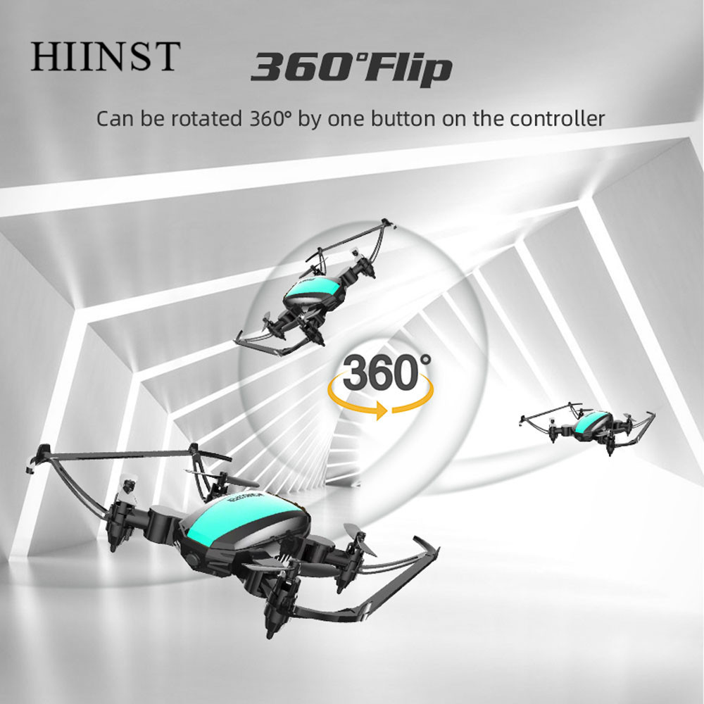 Hiinst Kids Toy 2.4G RC Infra Induction Planes Selfie 6-Axis Gyro Quadcopter Drone Propellers Remote Control Mini RC Helicopter