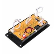 Дисплей цветной экран беспроводной динамик аксессуары светодиодный индикатор Bluetooth декодер модуль USB автомобильное аудио MP3 плеер без потерь