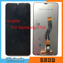 Original LCD Touch Screen Digitizer For Samsung galaxy A10s LCD Touch Screen Repair Parts Replacement lcd screen touch glass digitizer for samsung galaxy s6 active g890a white replacement pantalla parts