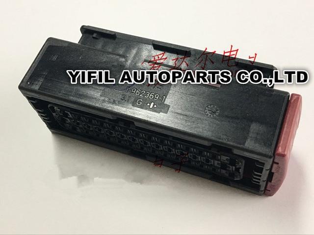10 pçs/lote 42 Pin/Forma Feminina Auto Selo de Plug Conector Elétrico À Prova D Água Com o Terminal Para Tyco TE AMP 1 962369 1