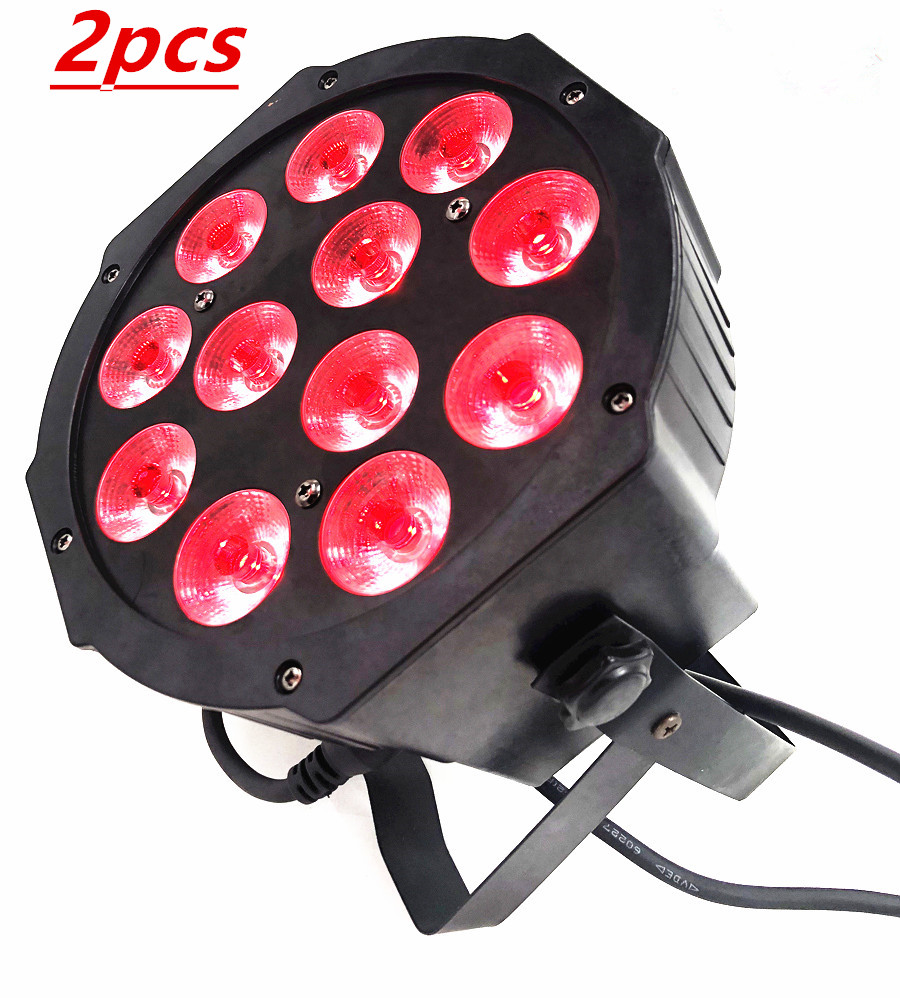 <font><b>LED</b></font> <font><b>Par</b></font> <font><b>12x12W</b></font> RGBW 12x18W RGBWA UV HOT light rgbwa uv 4in1 6in1 <font><b>LED</b></font> DJ Wash Light Stage lighting image