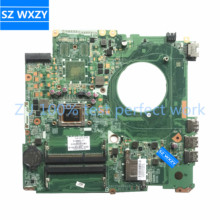 Para HP 17-F Laptop placa base 763424-501 DAY23AMB6C0 con A10-5745M 2,1 GHz CPU placa base 100% probado envío rápido