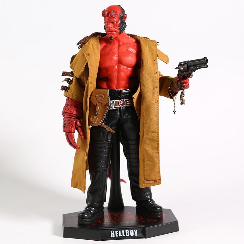 Hellboy II 2 The Golden Army 1/6 Bilancia 12 Action PVC Figure Da Collezione Model Toy - 5