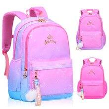 2020 Girls School Bags Children Backpack Primary Bookbag Ort