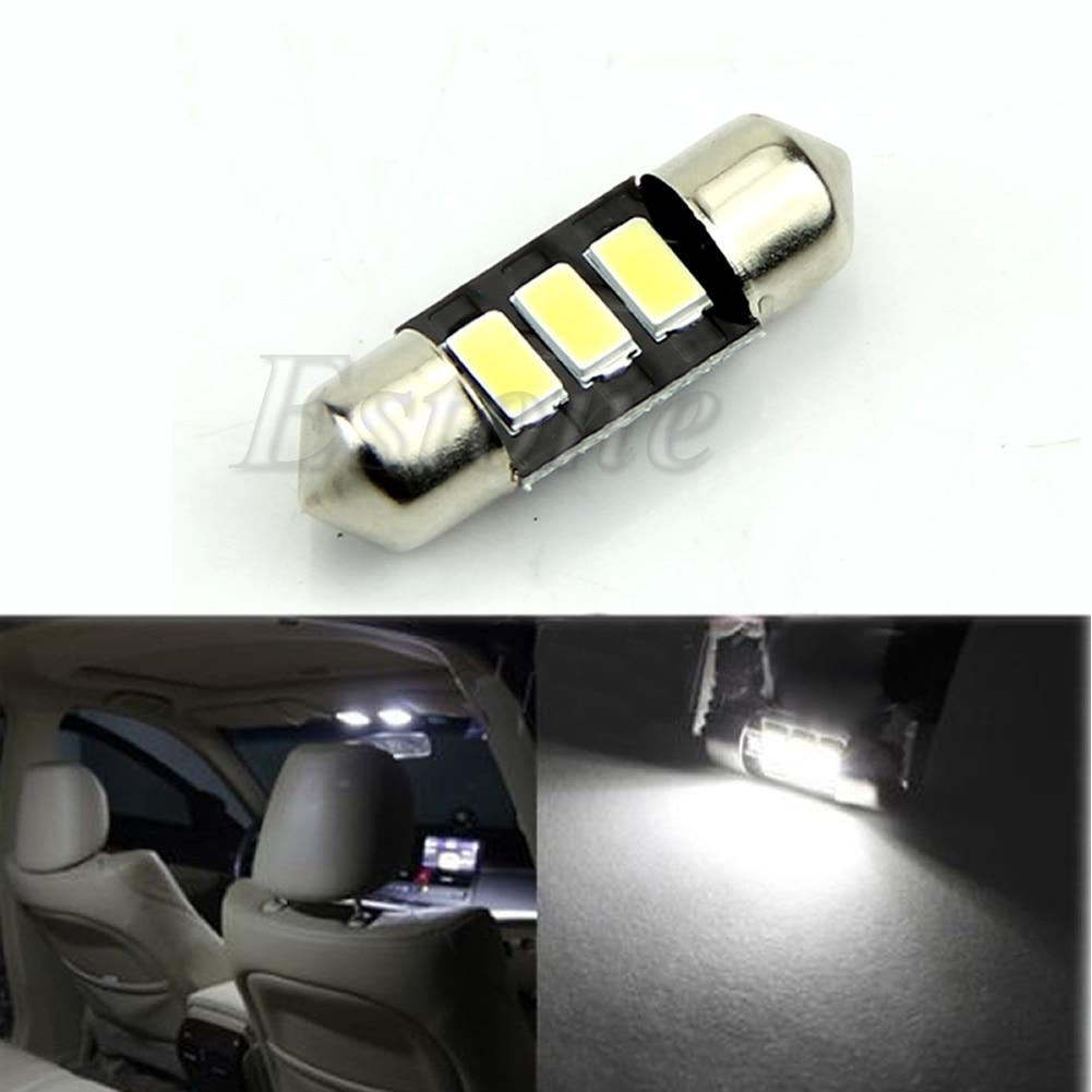 31 millimetri 5730 SMD LED C5W CANBUS Errore lampadina libera Interni della luce