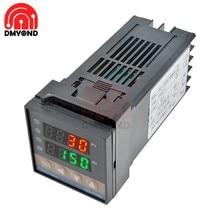 Nouveau REX-C100 Numérique Température Thermostat Thermomètre Relais SSR sortie LED Numérique PID Régulateur De Température Thermorégulateur 0-999 ℃