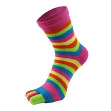 Носки женские хлопковые с принтом, 12 шт. = 6 пар