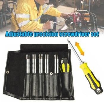 11-in-1 Screwdrivers Rods Set Multi-purpose Precise Adjustable Screwdrivers Rods Bits Hand Repair Tools MJJ88 31 in 1 precision screwdrivers toolkit black yellow