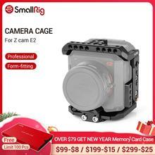 SmallRig כלוב עבור Z מצלמת E2 מצלמה כלוב עם למעלה צלחת/צלחת תחתונה/צד צלחת/עדשת תמיכה/USB/HDMI כבל מהדק כלוב ערכת 2264