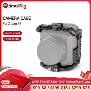 Image 1 - SmallRig כלוב עבור Z מצלמת E2 מצלמה כלוב עם למעלה צלחת/צלחת תחתונה/צד צלחת/עדשת תמיכה/USB/HDMI כבל מהדק כלוב ערכת 2264