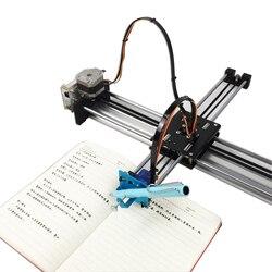 DIY координатный плоттер Высокоточный Drawbot ручка для рисования робот-машина с ЧПУ Интеллектуальный робот для рисования