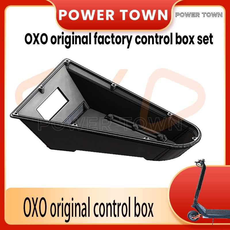 Оригинальные аксессуары для электроскутера OXO коробка контроллера может использоваться как OX переднее крыло педаль подставка верхняя крышка