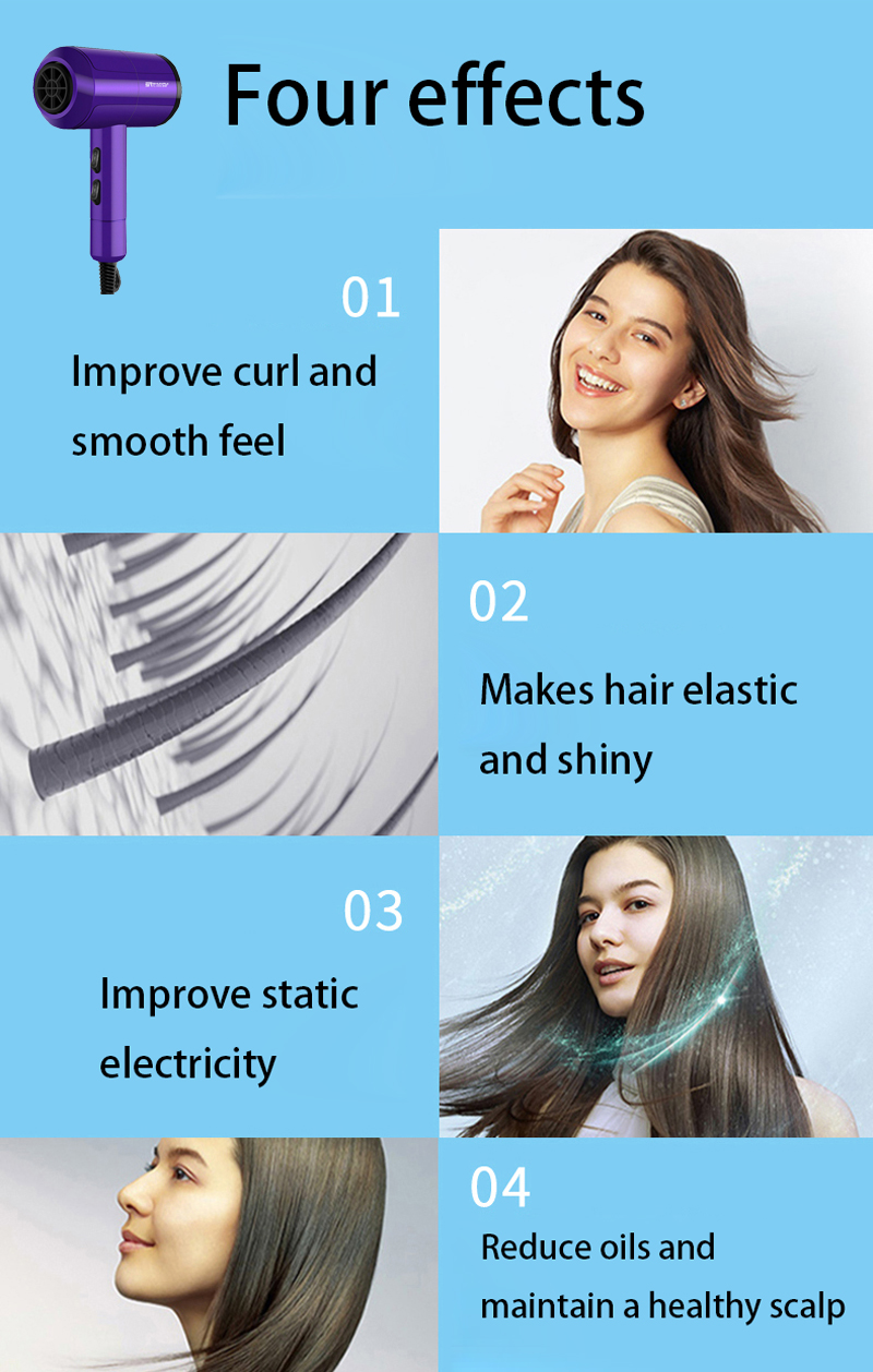 3200w secador de cabelo elétrico casa energia