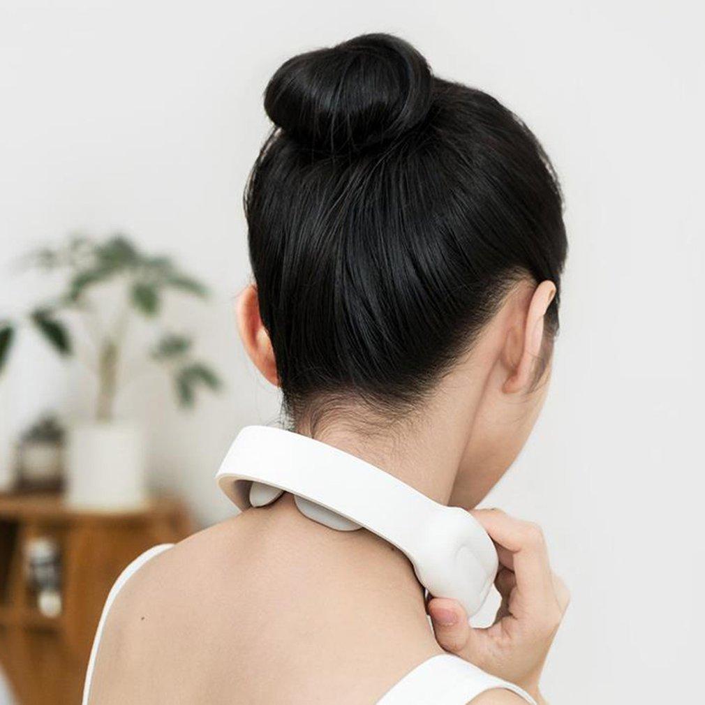 Pulso eletrônico inteligente ombro pescoço massageador sem