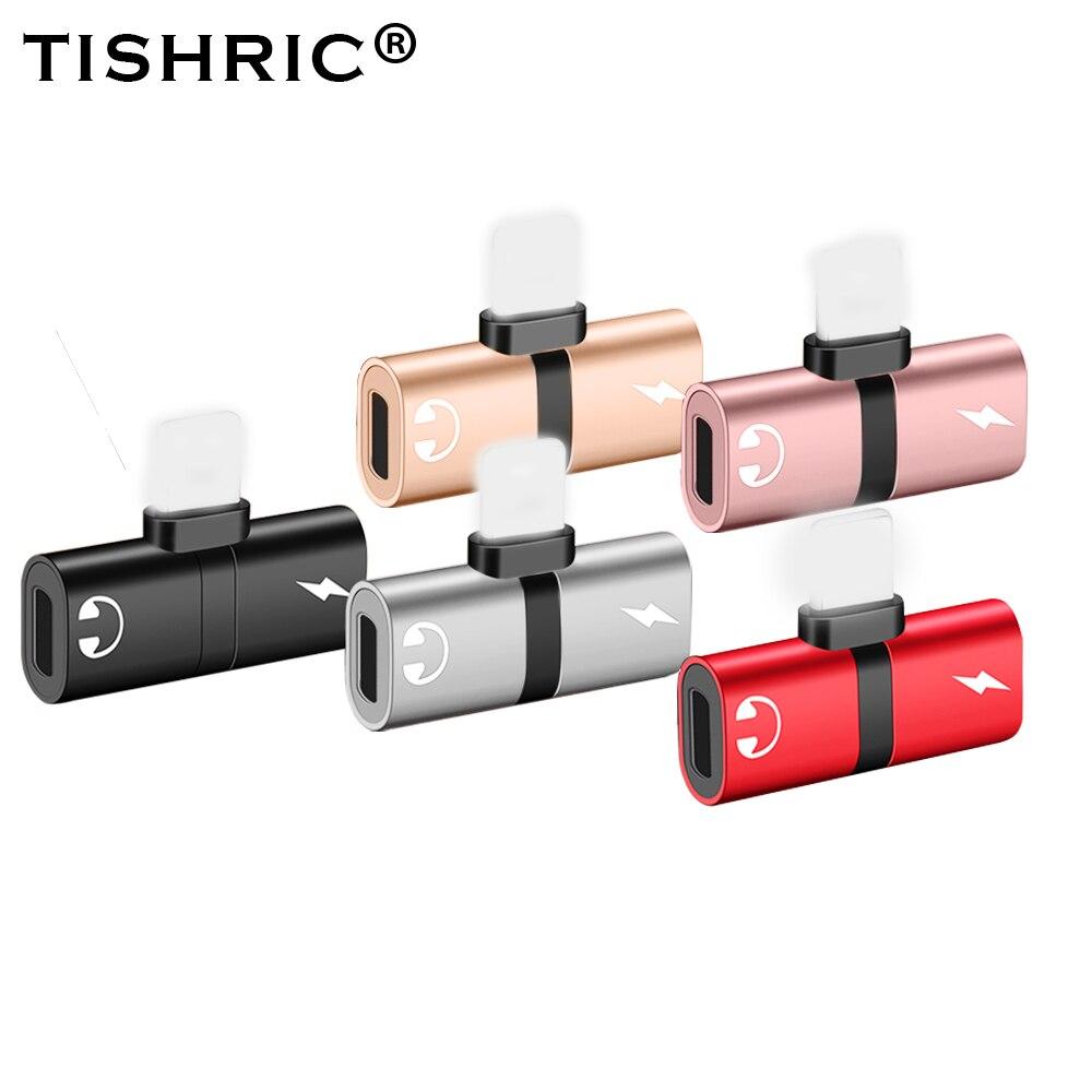 Original 2 In 1 Headphone Adapter OTG Charger Audio Headphone Splitter/Converter For Iphone 7/8/8 Plus/X/XS/XR Jack Plug Adapter