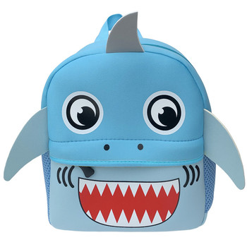3D Cartoon Children Backpacks School Bags Baby Cut Toddler Kids Bag Neoprene Animal Backpack Kindergarten Bag Girl Boys 1-5Y - YT001-A2
