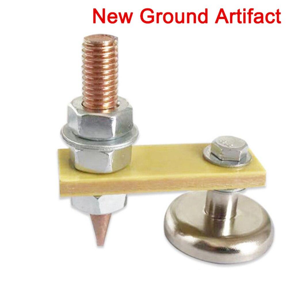 Car Spotter Accessories Car Dent Repair Spare Parts Stud Welding Machine Ground Connectorsspotter Connector Tools